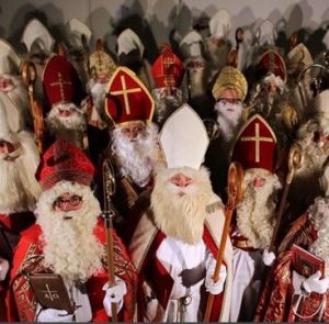 La Storia Vera Di Babbo Natale.San Nicola La Vera Storia Di Babbo Natale Sopra La Notizia